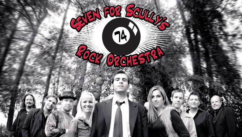 Seven For Scullys Rock Orchestra